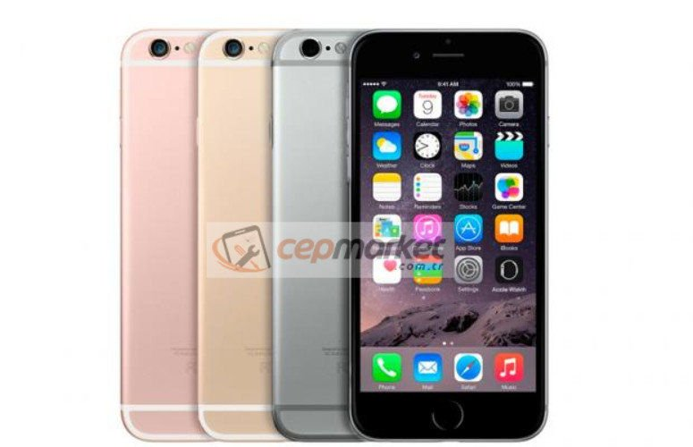 iPhone 6 Ekran Dönmüyor