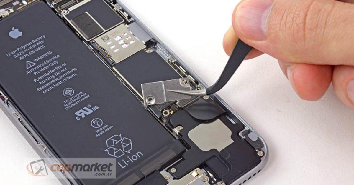 iPhone Batarya Kaç mAh Kapasitededir?