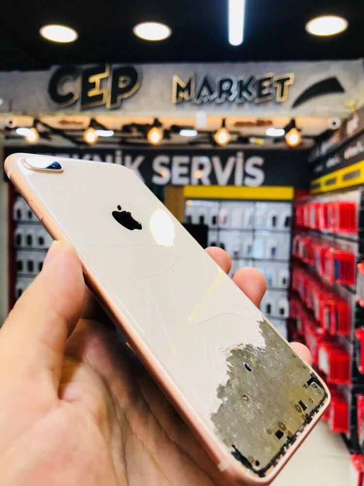 iPhone X Arka Cam Değişimi Apple
