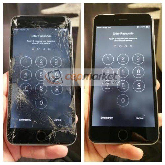 iPhone 6 Ekran Değişimi Yapan Yer