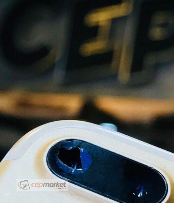 iPhone 7 Plus Arka Kamera Camı Değişimi