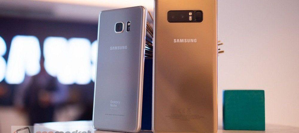 Kırılan Samsung Arka Camın Değişim Fiyatı