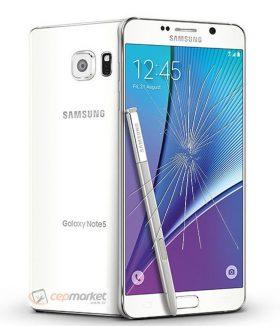 Samsung Note 5 Cam Değişimi
