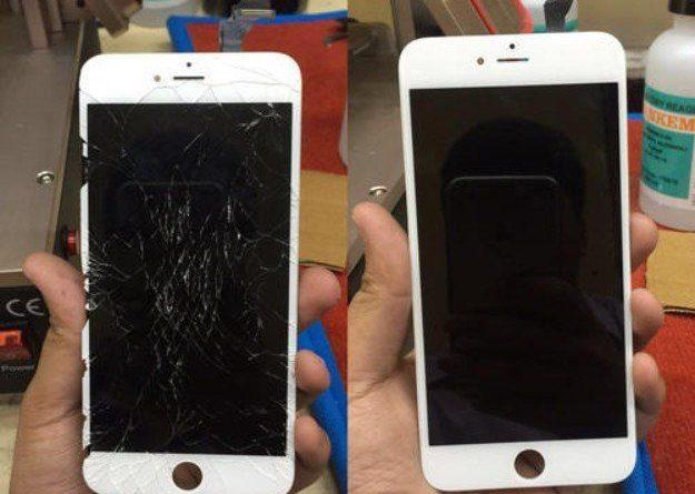 iPhone 6s Ekran Değişimi