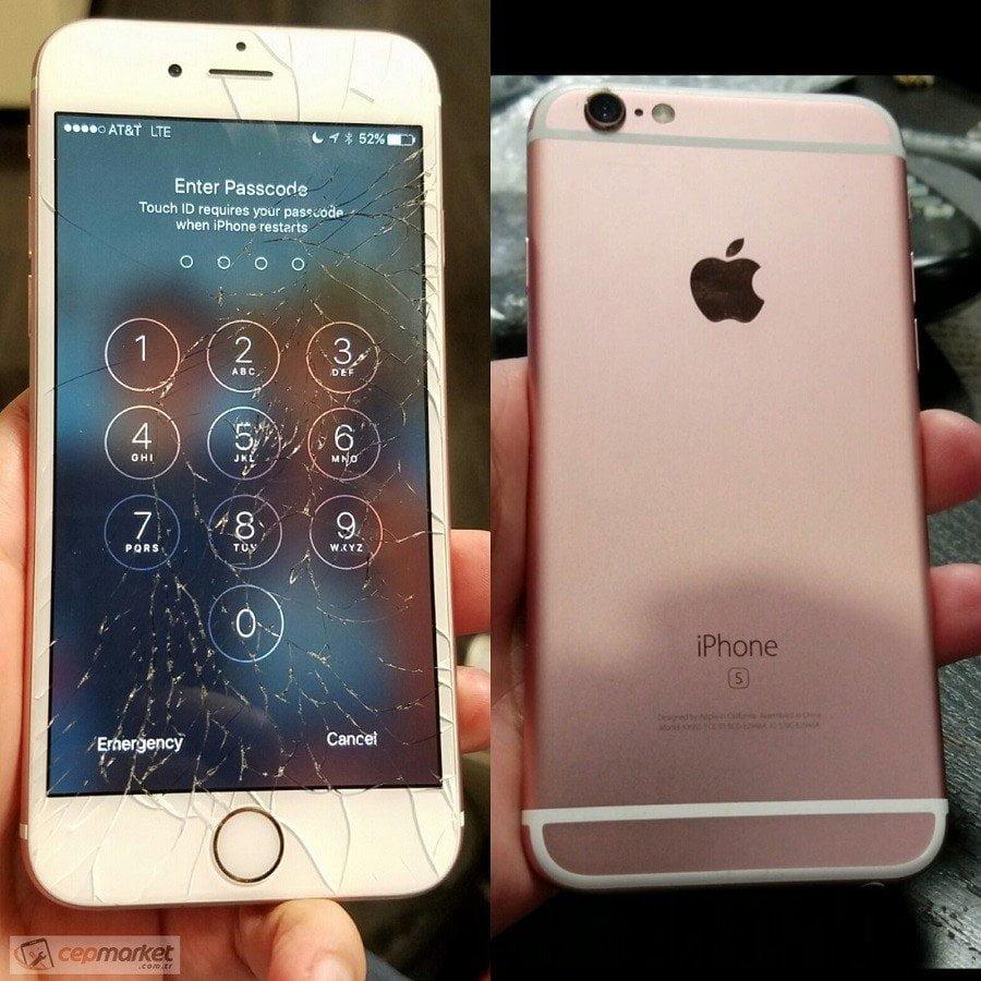 iPhone Parmak İzi Tamiri Nasıl Yapılır?