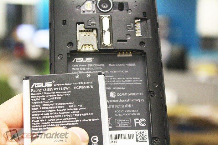 Asus Batarya Değişimi Fiyat Listesi