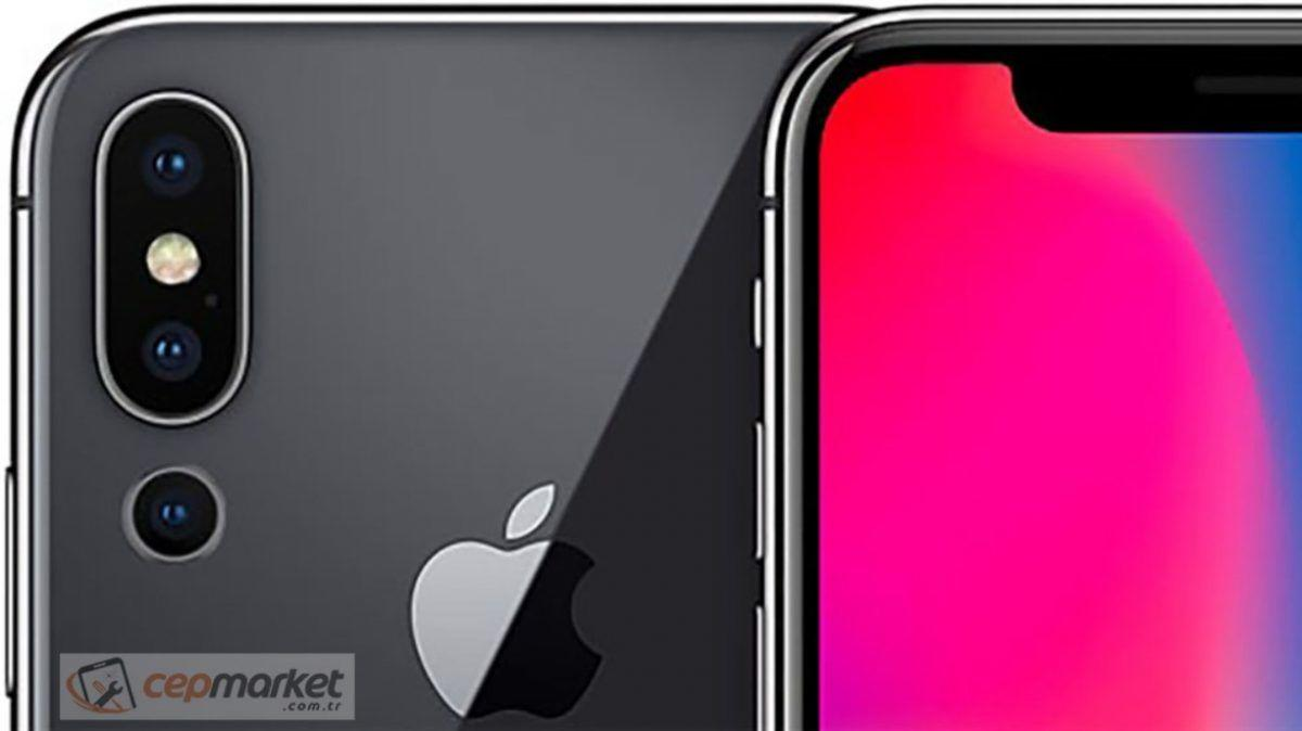 iPhone Ekran Rengi Bozuldu