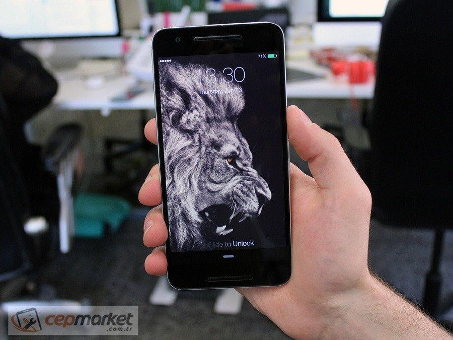 iPhone Parmak İzi Sorunu - Touch Çözümü