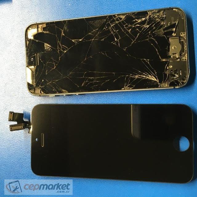 iPhone Ekran Dokunmatiği Sorunlu Çözümü