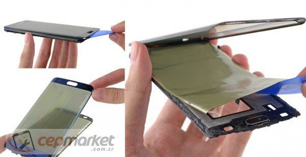 Samsung Ekran Flex Kablosu Değişimi