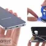 Samsung Edge Cam Değişimi