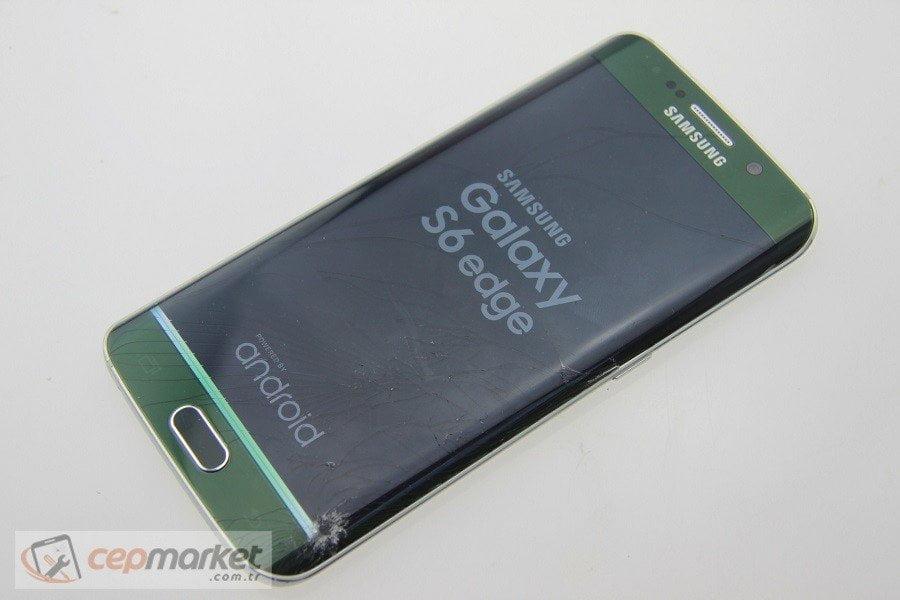 Samsung Edge Dış Cam Değişimi