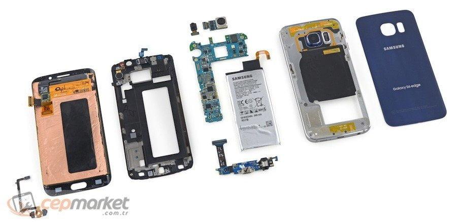 Samsung Sensör Değişimi