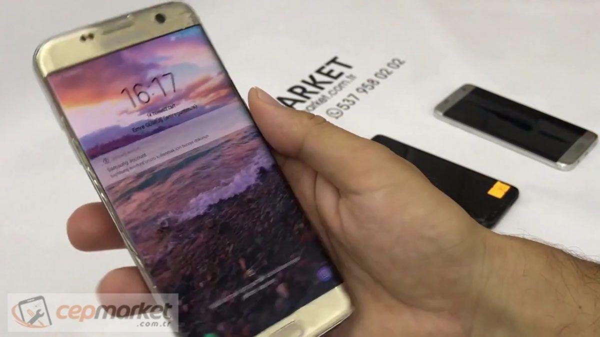 Samsung Dokunmatik Çalışmıyor