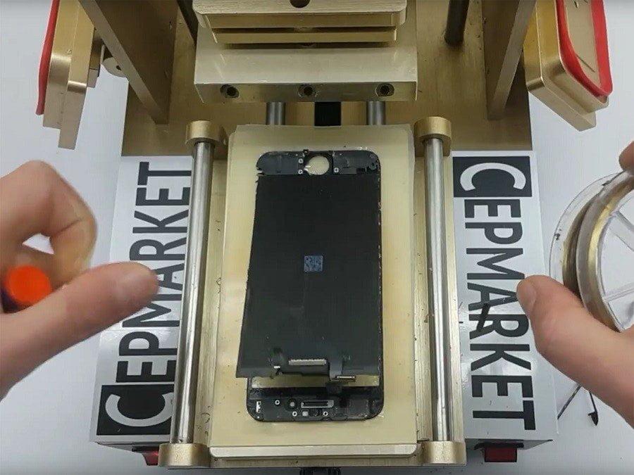 Samsung Galaxy Ekran Camı Kırık