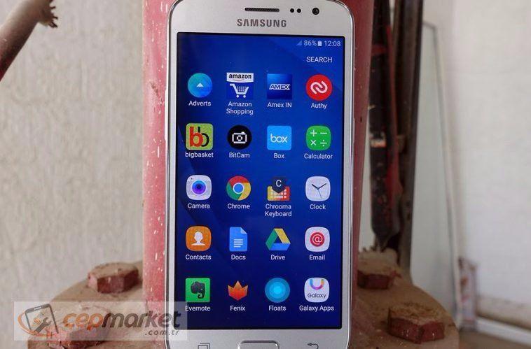 Samsung Galaxy J2 Ekran Değişimi Fiyatı