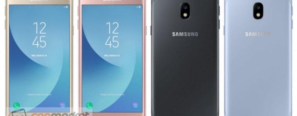 Samsung Galaxy J330 Ekran Tamiri