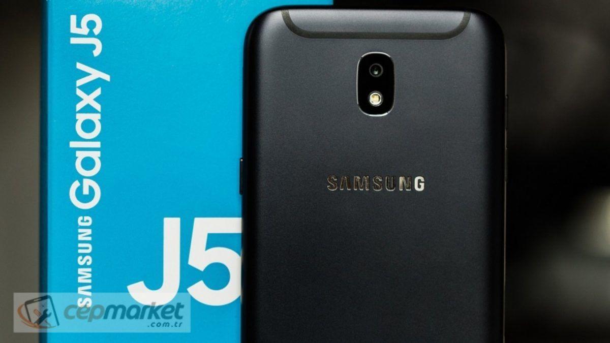 Samsung J5 2016 Ekran Değişimi