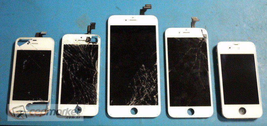 Telefon Ekran Çatlaması Nasıl Giderilir