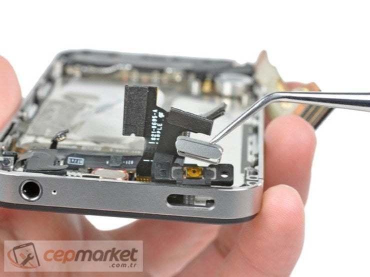 iPhone Açma Kapama Tuşu Bozuldu