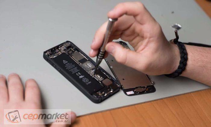 iPhone Dokunmatik Ekran Çalışmıyor