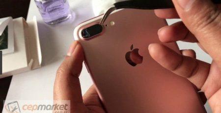 iPhone Kamera Odaklama Sorunu