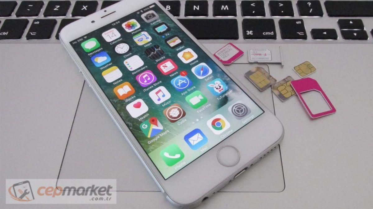 Iphone Sim Kart Okumuyor