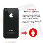 iPhone 4 Mikrofon Değişimi