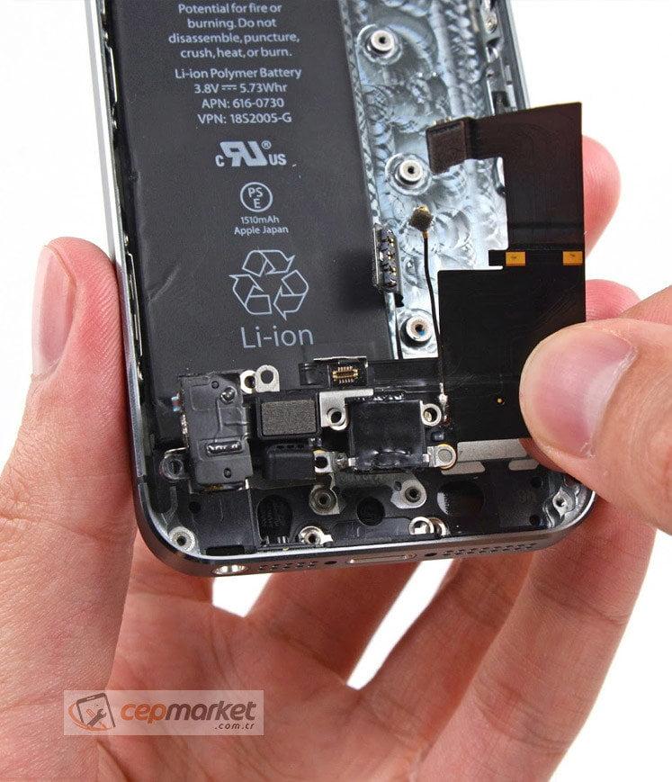 iPhone 5 Şarj Soketi Değişimi