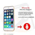 iPhone 5c Mikrofon Değişimi
