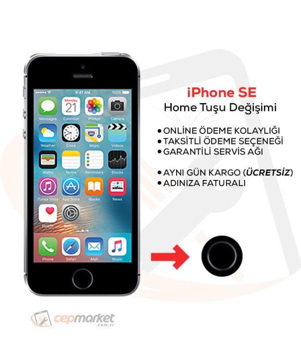iPhone 5 SE Home Tuşu Değişimi