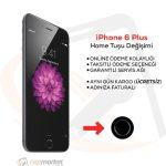 iPhone 6 Plus Home Tuşu Değişimi