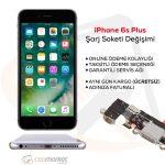 İphone 6s Plus Sarj Soketi Değişimi
