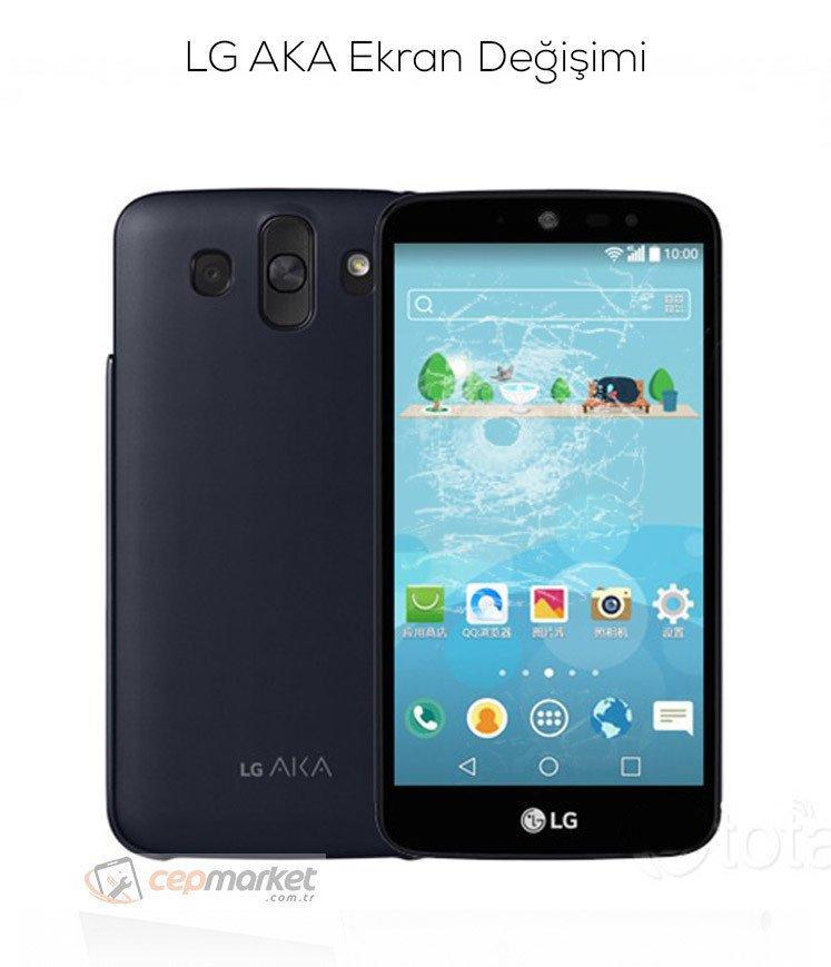 LG AKA Ekran Değişimi
