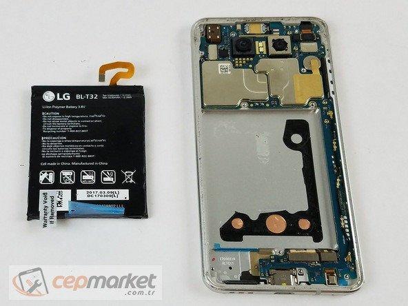 LG Cep Telefonu Ekran Tamiri