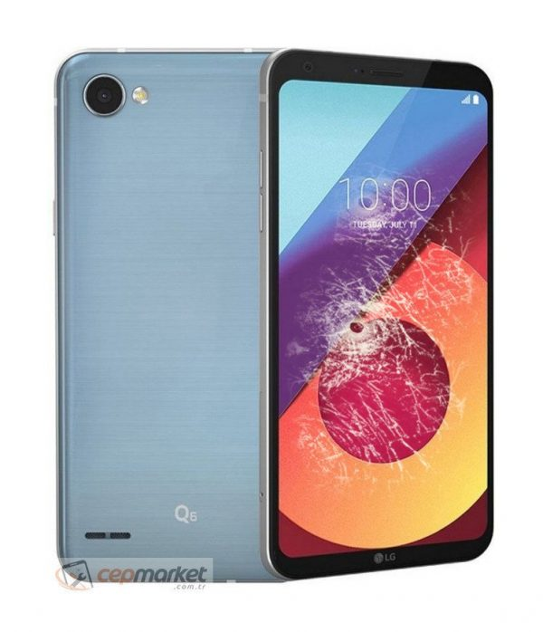 LG Q6 Ekran Değişimi