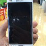 Samsung Galaxy S6 Ön Cam Değişimi