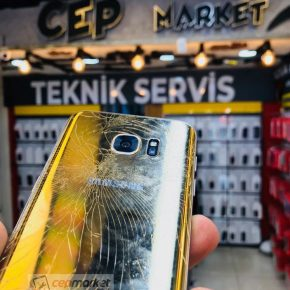 Samsung Galaxy S7 Arka Kapak Değişim Fiyatı
