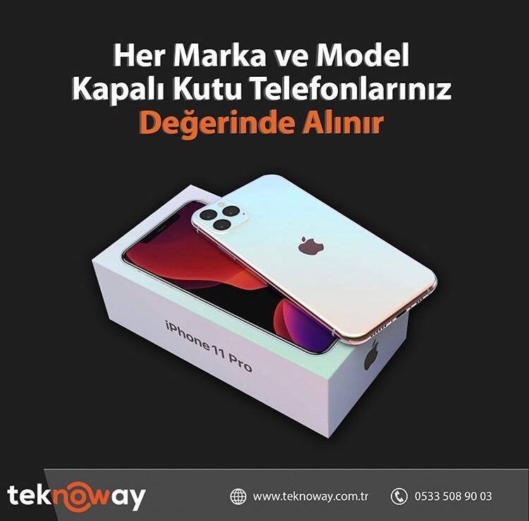 Her Marka ve Model Telefonlarınız Alınır