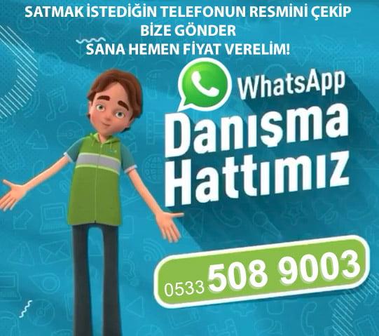 Whatsapp Danışma Hattı