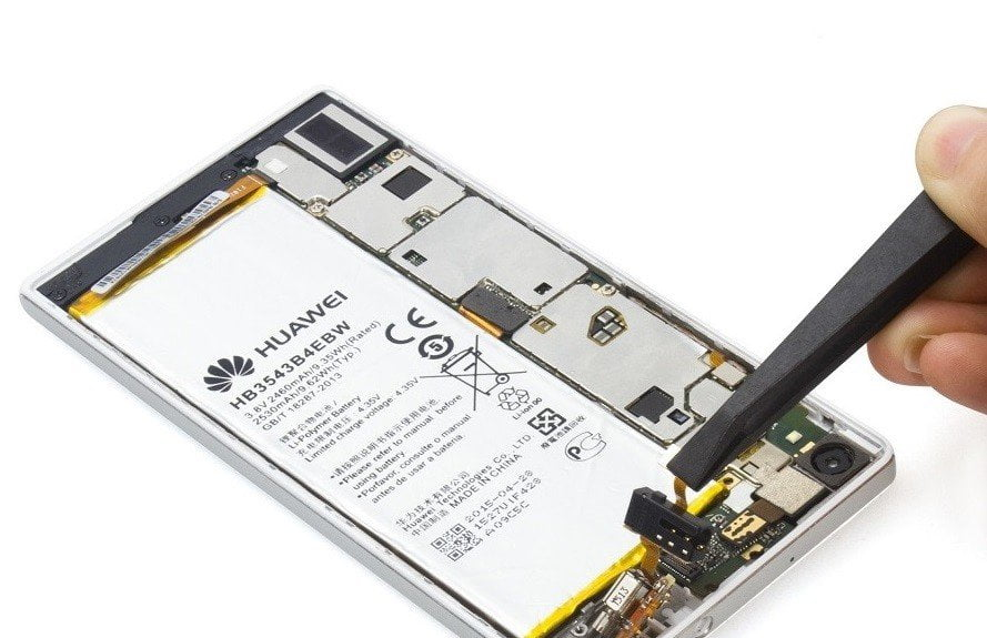 Huawei Arka Cam Kırıldı: Değişimi ve Tamir Fiyatı