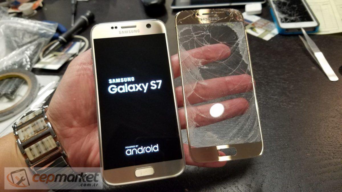 Samsung Ekran Kırıldı Garantiye Girer mi?