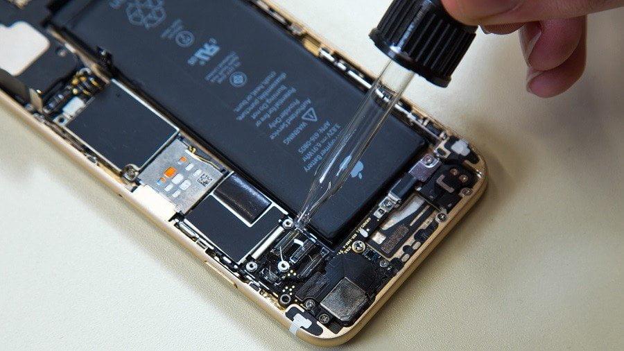 iPhone Ekran Basmıyor