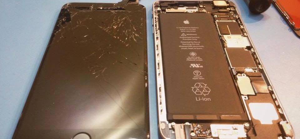 iPhone Orijinal Cam Değişimi