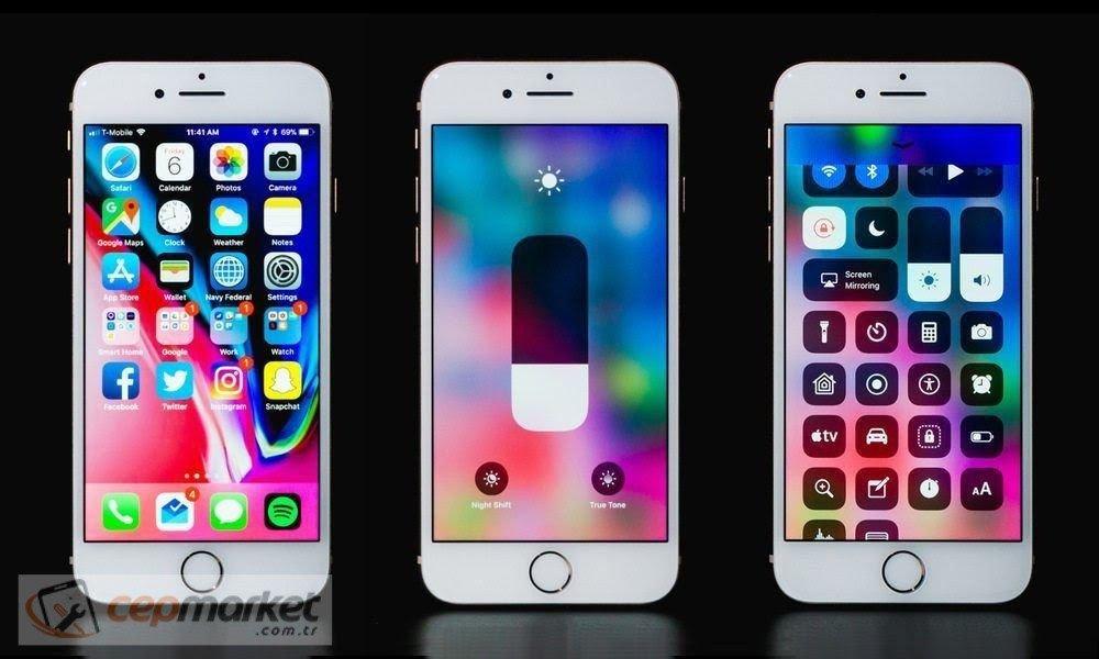 iPhone 8 Ekran Camı Değişimi Fiyat