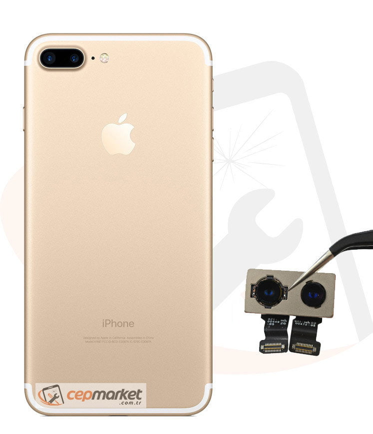 iPhone 7 Arka Kamera Değişimi