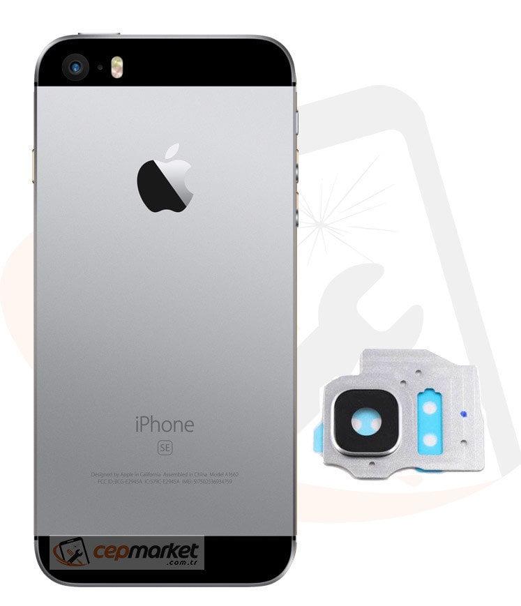 iPhone SE Arka Kamera Değişimi