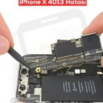 iPhone X 4013 Hatası Çözümü