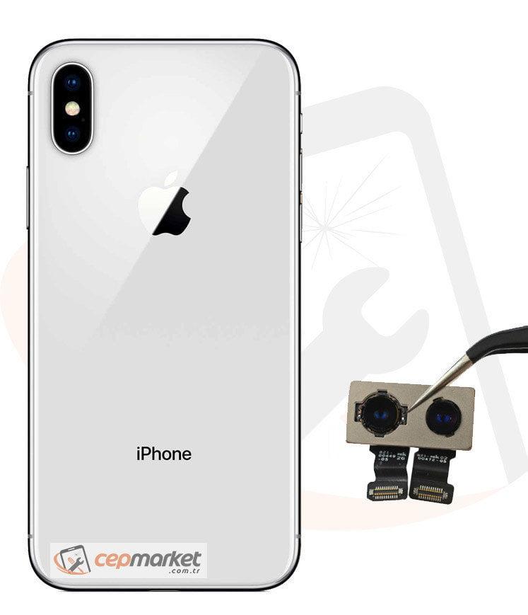 iPhone X Arka Kamera Değişimi