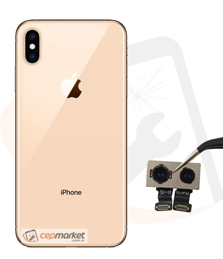 iPhone XS MAX Arka Kamera Değişimi
